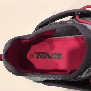 Teva Shoes - TEVA Churn Water Amphibian Blue Slip-On Shoes